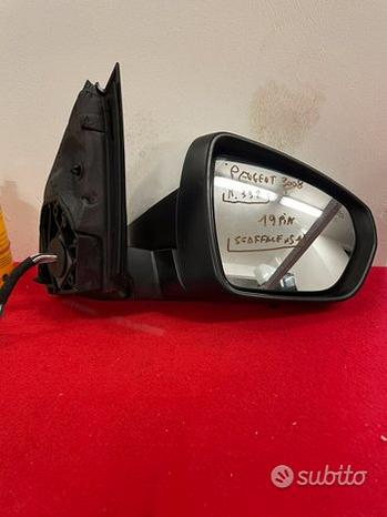 Specchietto destro Dx Peugeot 3008 2017