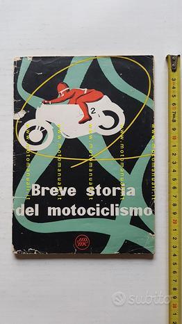 Ducati Storia del Motociclismo 1952 Notiziario