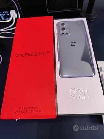 One plus 9 pro 5G grey 12/256gb