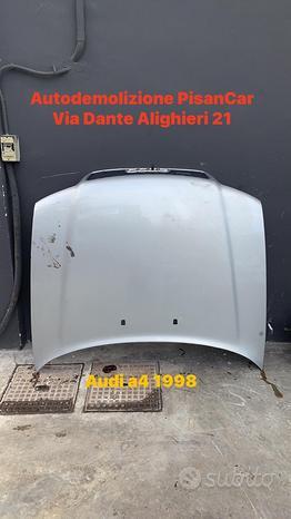 Cofano anteriore audi a 4 1998