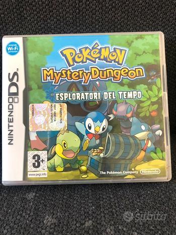 018 -Pokémon mystery dungeon