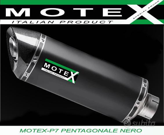 Motex silenziatore omologato BMW F 800 GS R RS 700