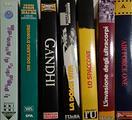 Videocassette VHS film vari