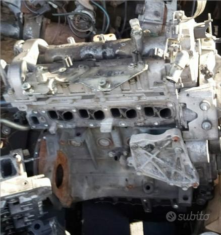 Motore km0 Euro 5 Lancia y Musa Punto 13mjt