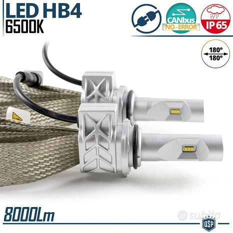 Kit Full LED HB4 CANbus Professionale 6500K 8000LM