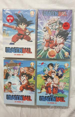 Dragon Ball serie TV classica