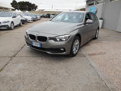 BMW Serie 318 d sw autom - 2016