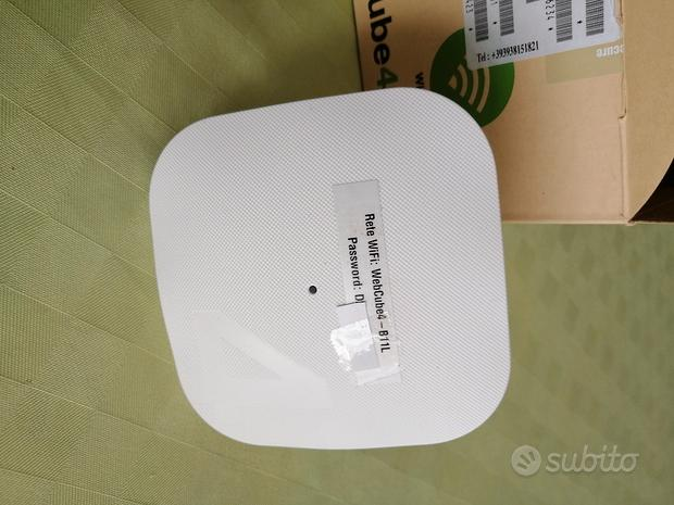 Hotspot router WiFi 4g Lte Cube 4