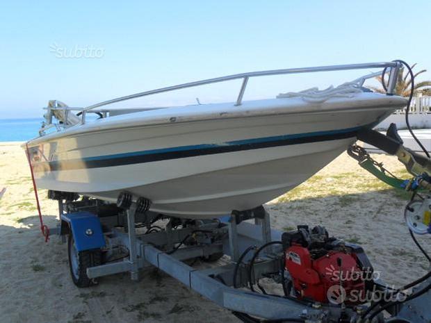 Barca MOLINARI P. MARINER 25/35