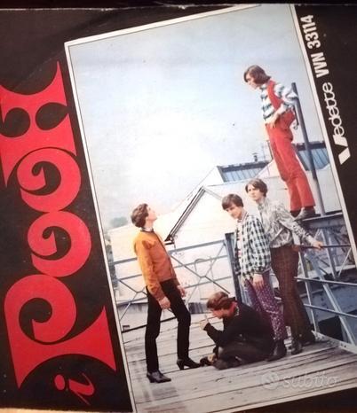 12 singoli GRUPPI BEAT & POP ITALIA '60-'70