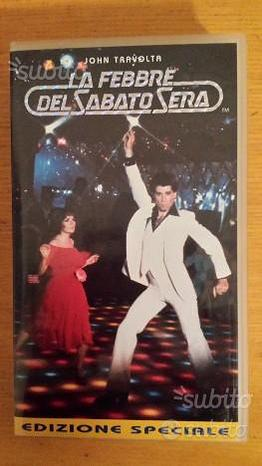 VHS La Febbre del Sabato Sera