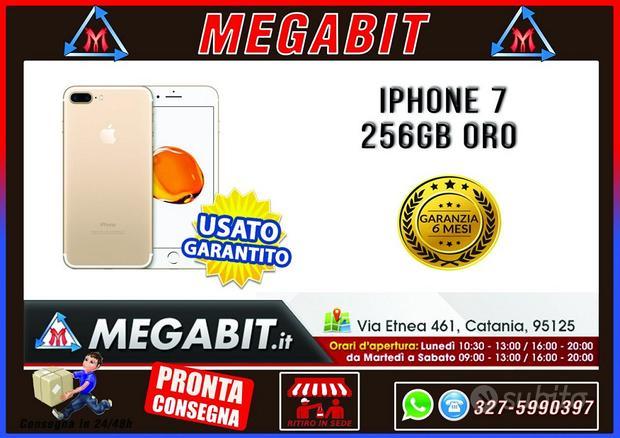 Iphone 7 128gb oro