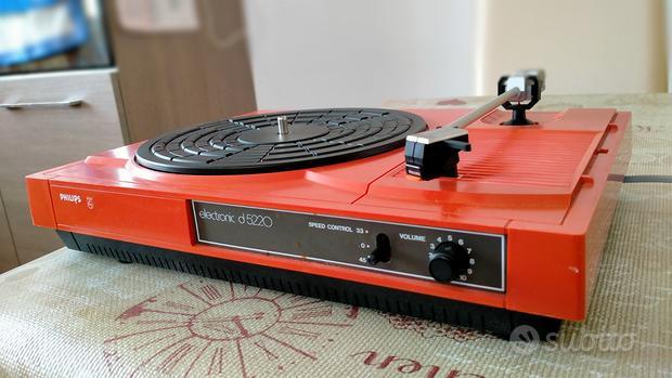 Giradischi Philips Electronic D5220