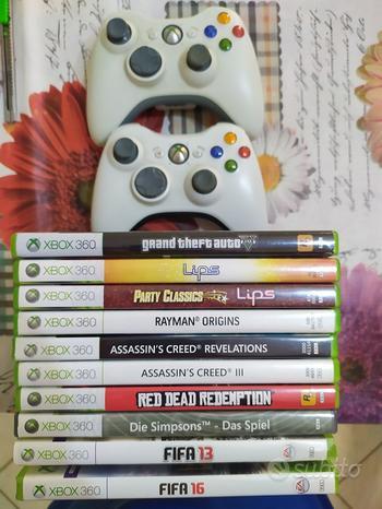 Giochi e joystick per Xbox 360