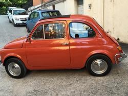 Fiat 500l - 1971