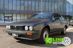 ALFA ROMEO ALFETTA GTV 2.0 DEL 1982, ISCRITTA ASI