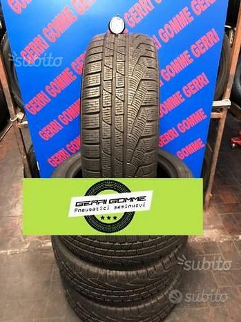 Gomme usate 225 50 17 termiche RSC