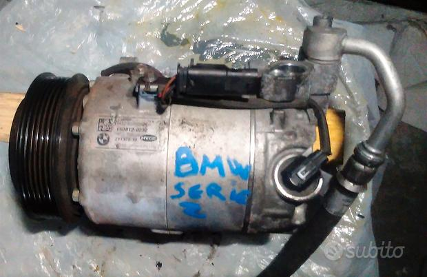 Compressore a.cond.bmw serie 2