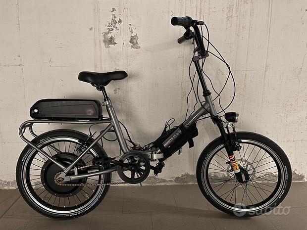 Bici elettrica Graziella bmx prototipo 1000W 17.5a