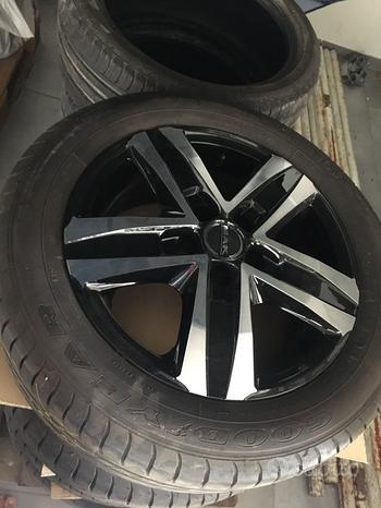 Cerchi gomme Ford/Citroen/Audi