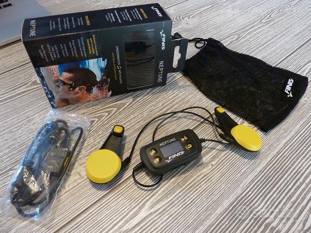 Lettore MP3 subacqueo