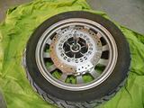 Cerchio anteriore Keeway superlight 125