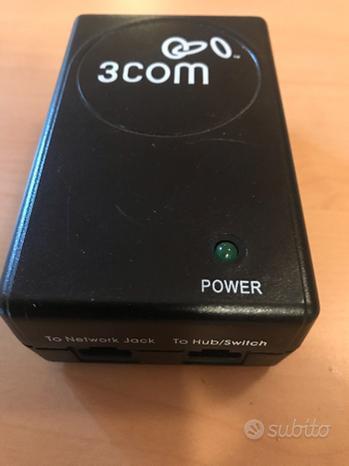 PW130 3COM power over Ethernet