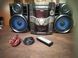 Impianto stereo Panasonic sa-ak210