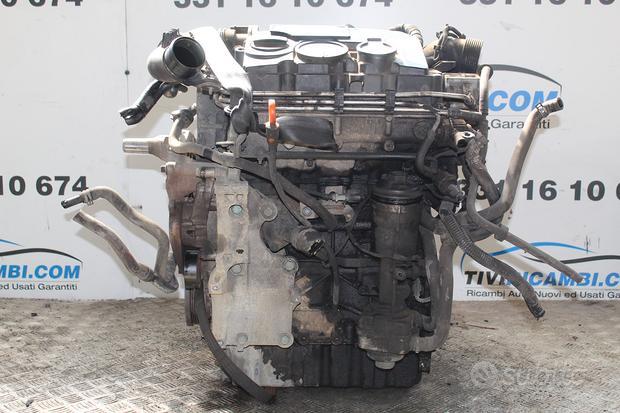 Motore e cambio automatico turan bls