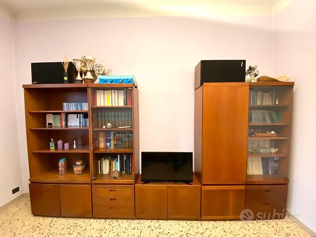 Set mobili Molteni soggiorno