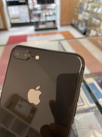IPhone 8plus 256GB con garanzia