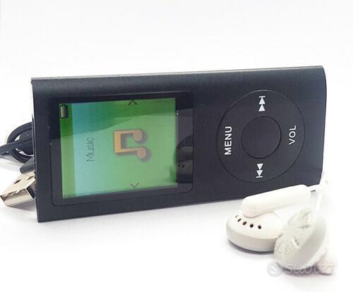 Lettore MP4/MP3/USB/VIDEO/AUDIO/FOTO/RADIO NUOVO