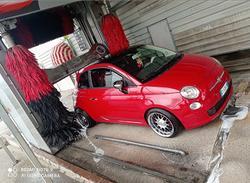 Fiat 500 allestita Abarth