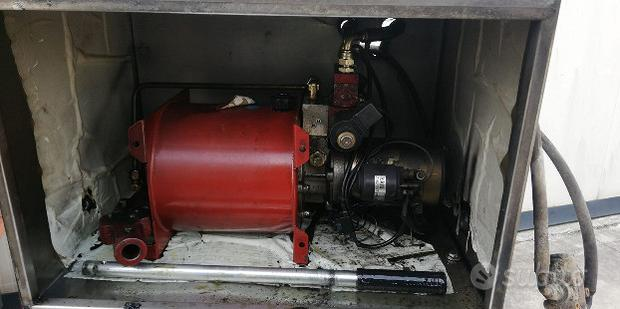 Pompa idraulica 24 volt, usata