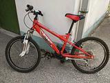 Bicicletta bambino Saetta Cars