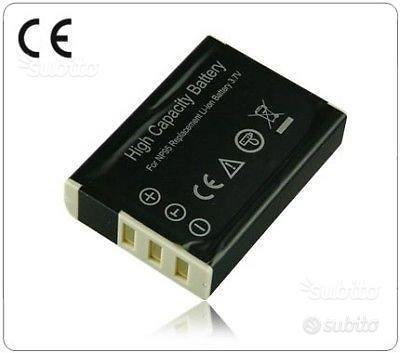 Batteria compatibile per fotocamere Fujifilm