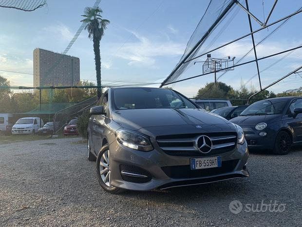 Mercedes-benz B 200 d Automatic Sport