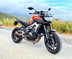 Yamaha MT-09 Perfetta Full Optional