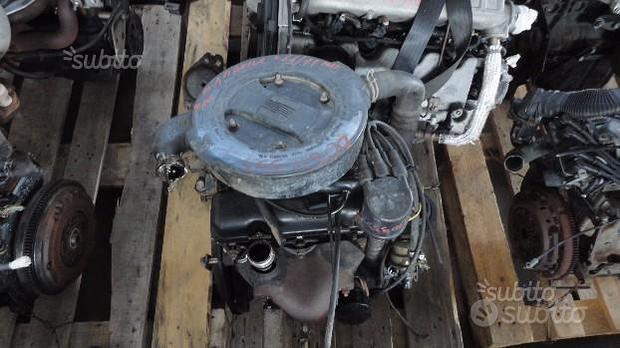 Motore Seat Marbella 900 cc 08NCA anno 1991
