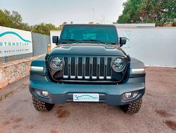 Jeep Wrangler Unlimited 2.2 Mjt II Rubicon 200CV