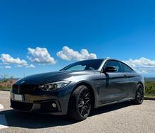 BMW 420 coupè M sport MANUALE