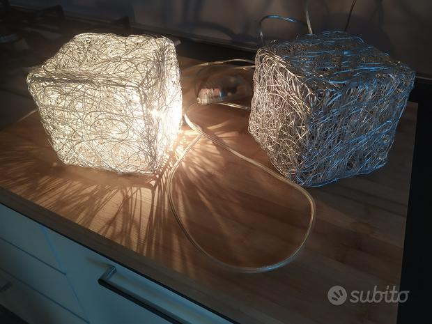 Lampade da tavolo con regolazione luminosa