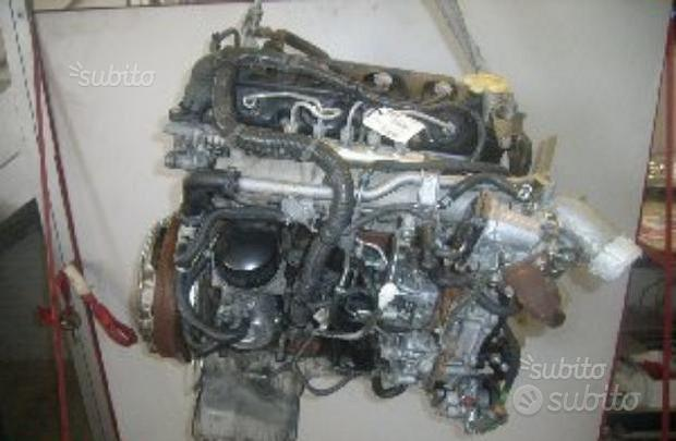 Motore revisionato km0 nissan cabstar atleon yd25