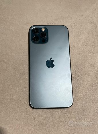 Iphone 12 pro 128gb blu