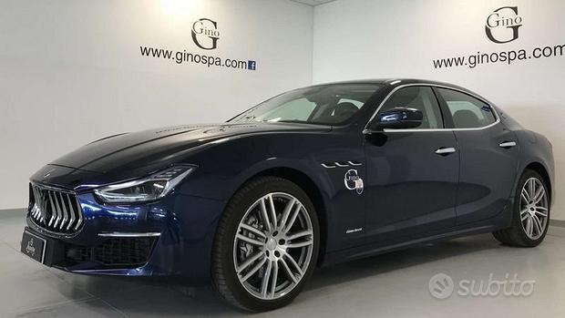 Maserati Ghibli Diesel 275CV MY19 GranLusso