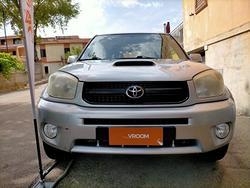 Toyota RAV4 TOYOTA 2.0 Tdi D-4D cat 5 porte
