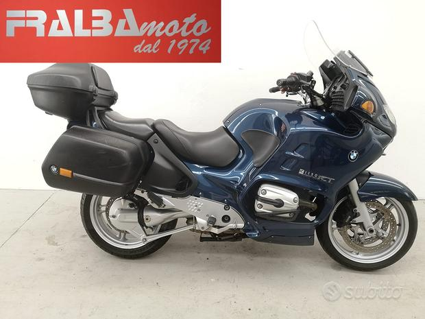Bmw r 1150 rt abs - 2004