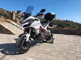Ducati Multistrada 1200 S DVT