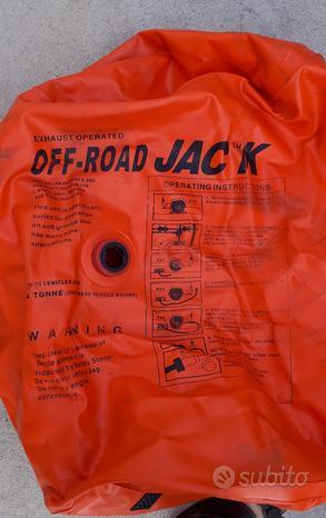 Crick ad aria per off road fuoristrada 4x4