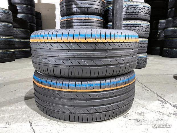 2 gomme 225 45 19 - 92W. Continental estive